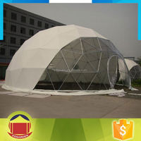 Outdoor White Pvc Roof Dome Tent