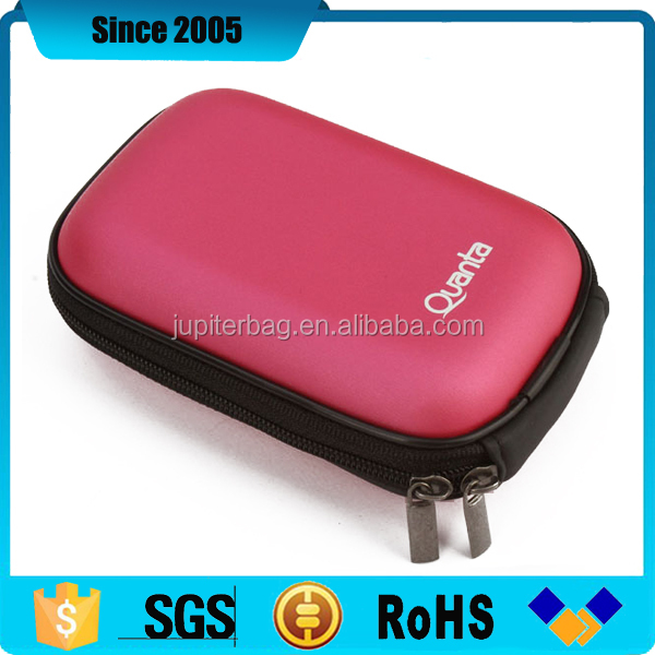 2016 new arrivals eva hard disk HDD camera protective hard case & bag
