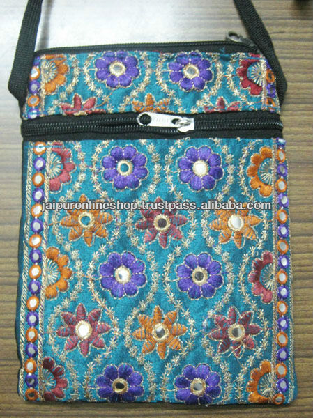 Handmade passport cover, Indian Passport case