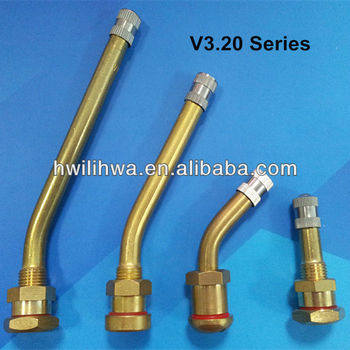 Truck Brass Tubeless Tire Valve Stems