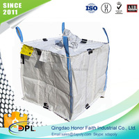 Professional manufacturer low price bulk container liner bag/flexible container bag