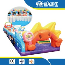 HOT sale inflatable obstacle course inflatable maze