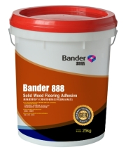 Bander 888 parquet wood flooring adhesives