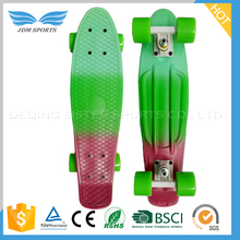 Wholesale Fashion Sport 22 inch Cheap Price Plastic Fish Skateboard