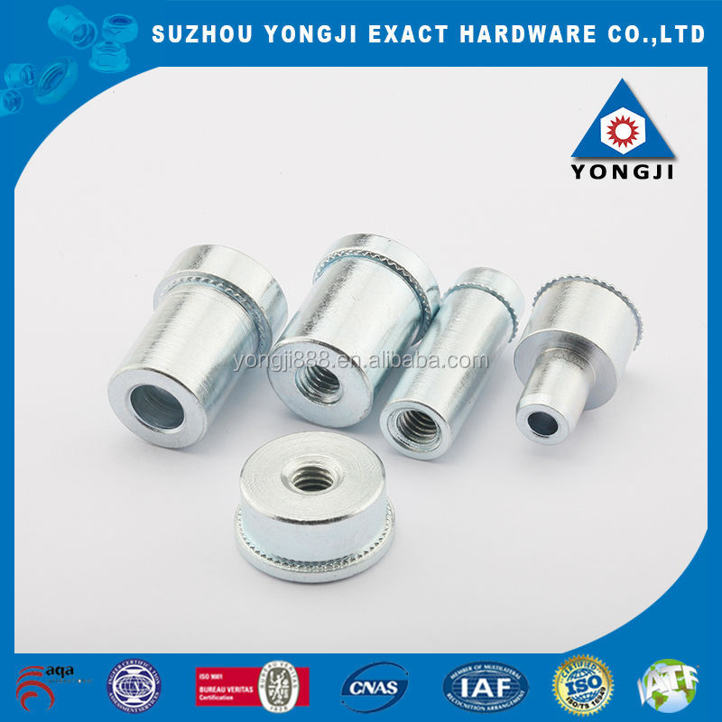 Stainless steel female threaded hex standoffs,special manufactuer