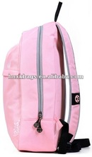 Clean Pink laptop backpack