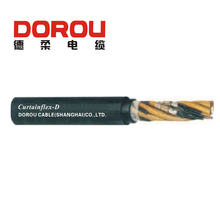 0.5 mm2 VDE0295 conductor festoon tray data cable
