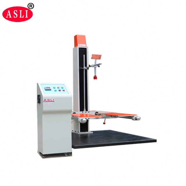 price package drop impact testing device