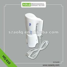2012 Newest folding hair dryer for hotel&family 1000W