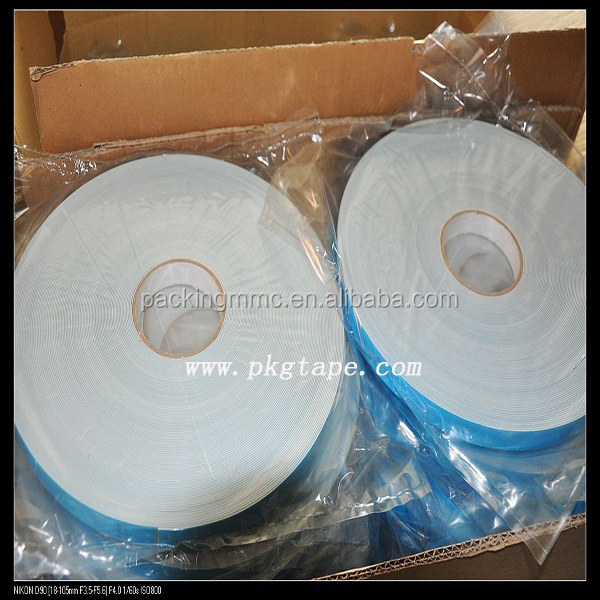 2016 hot sales!!! Strong adhesion Double sided EVA foam tape with 5mm