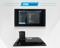 10 inch POE android tablet pc