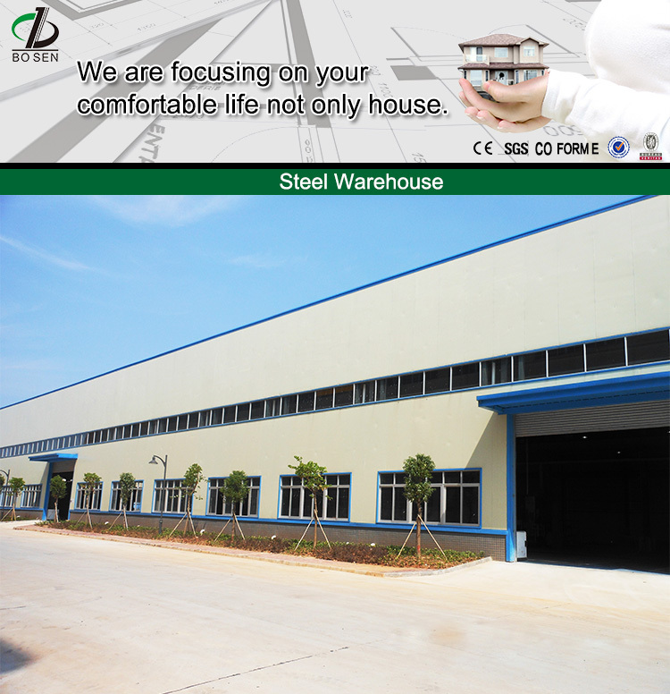 prefab wearhouse wearhouse door steel prefabricated wearhouse kit