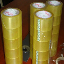Hot High Quality Adhesive Tape Duct 980Mm*53Mic Bopp Tape Jumbo Roll