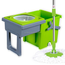 Most welcome smart 360 degree spin mop bucket,mop handle