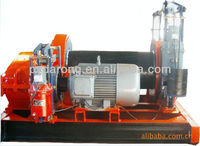 Mining hoist 5Ton winch for shaft lifting