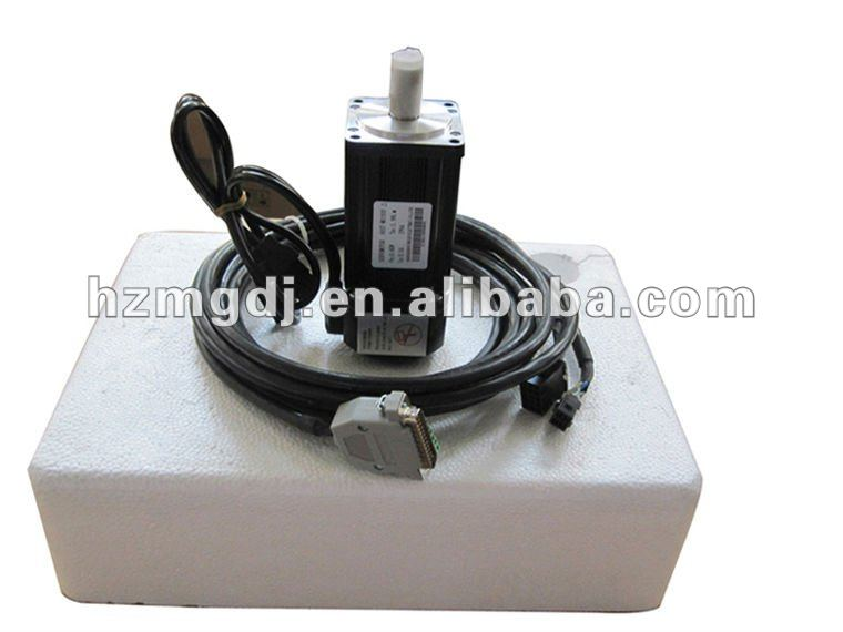 400w 60mm 3000rpm China high performance servo kit