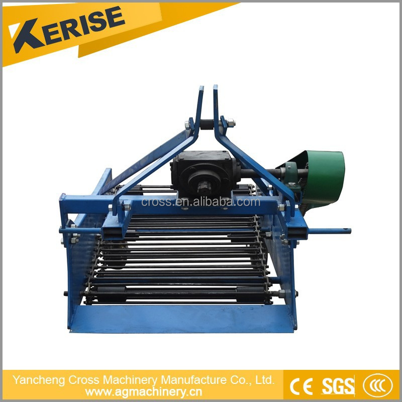 China new sell potato harvester used