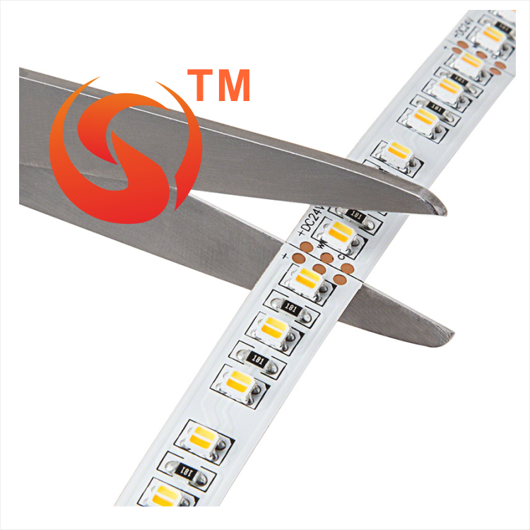 Double-sided Backlight 12V led srip