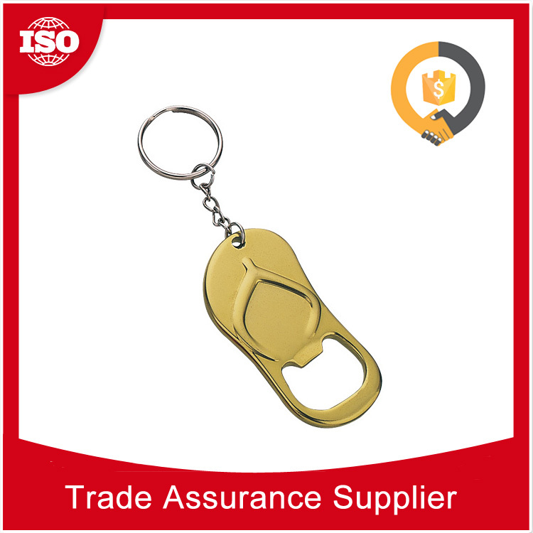 Professional manufacturer Promotional Beauty key chain bar bottle opener