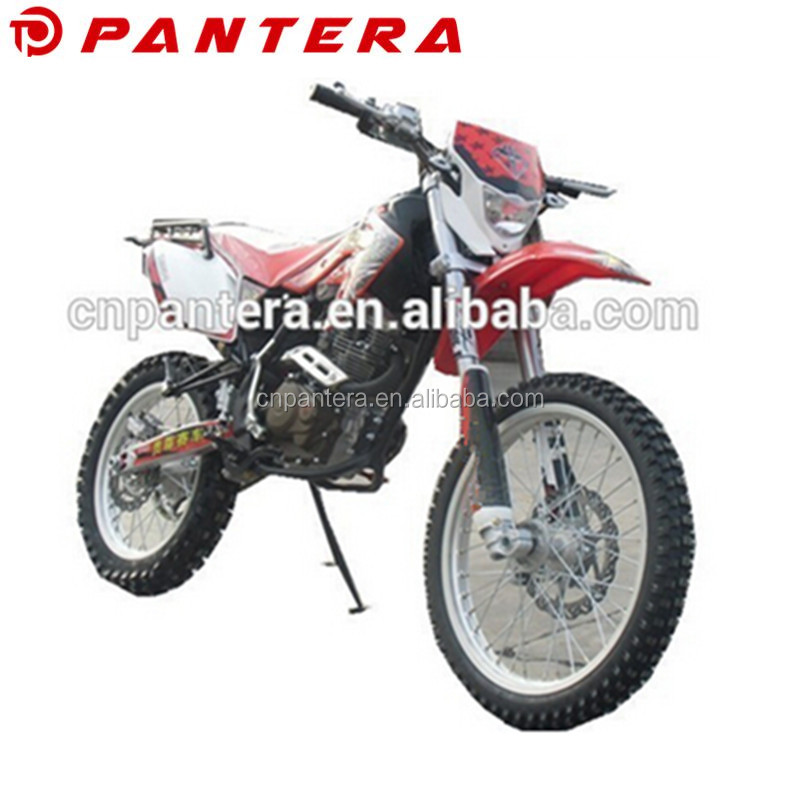 Naked Chasis Engine 250cc Chongqing Dirt Bike Bajaj Motorcycle