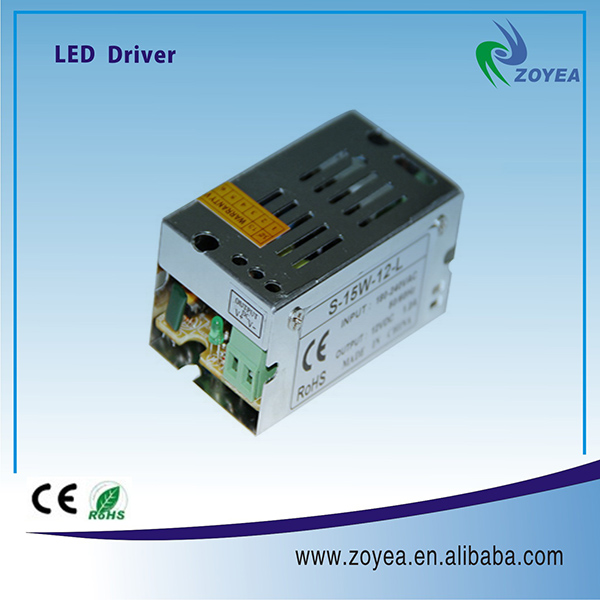2016 open frame constant voltage led power supply