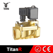 Water treatment 1/2inch normally closed pilot operated solenoid valve