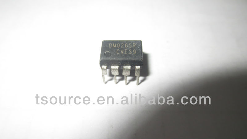 New IC DM0265R