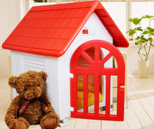 Colorful Detachable Function Durable Plastic Pet House