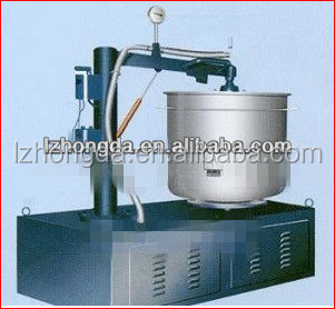 vacuum agitator pot tank mixing bucket blender mixer