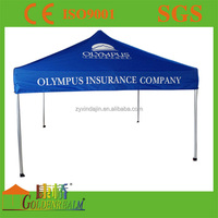 Easy up canopy tent/outdoor canopy with sidewall