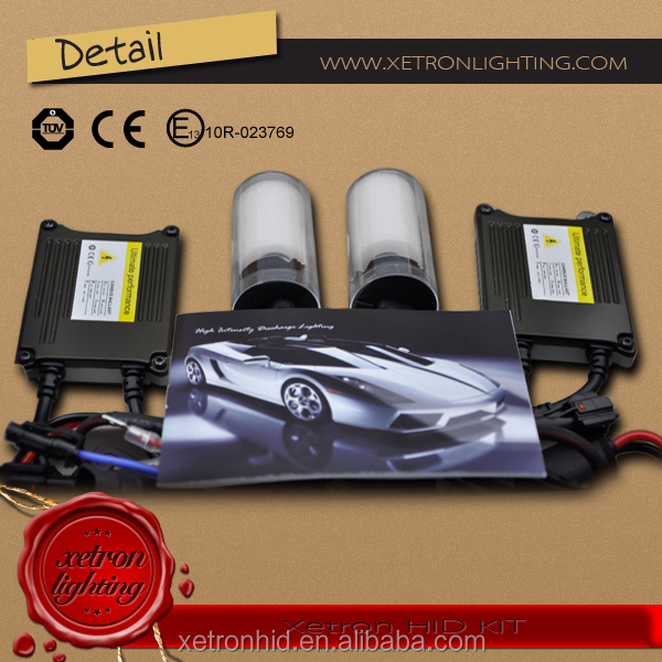 Directly from factory Hot seller CANBUS HID Xenon Kits CNlight HID Bulb 4300K 6000K 8000K 10000K 12000K Black white golden bule
