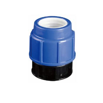 ERA PP Compression Fittings End Cap for irrigation and agriculture