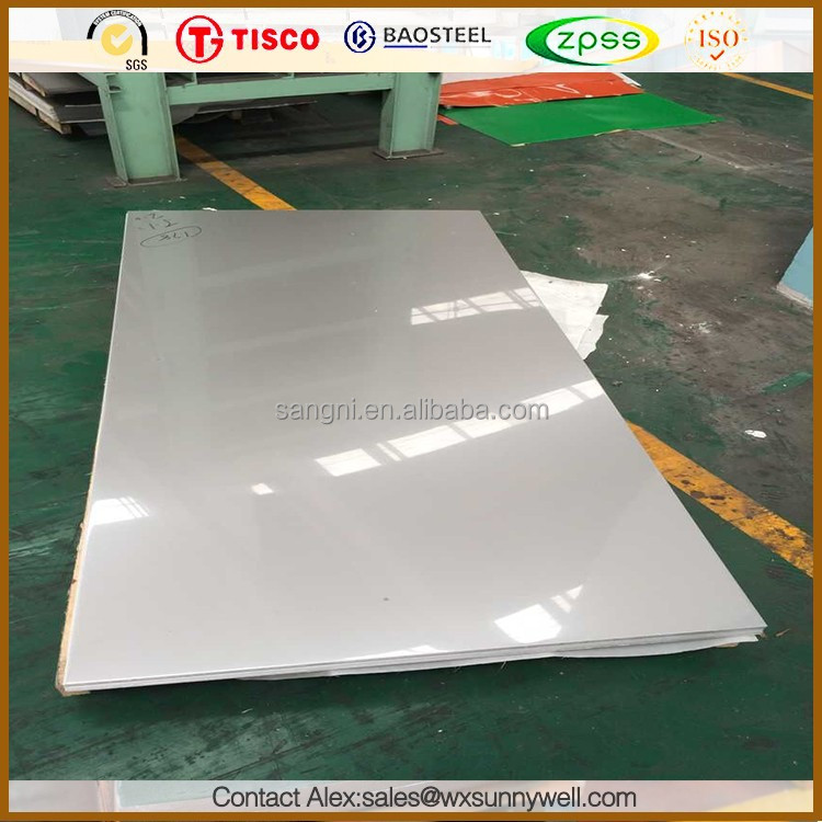 wholesale price stainless steel sheet 309S yield strength