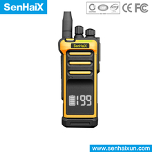 SenHaiX DMR Digital Radio 10W Two Way Radio UHF 400-470MHz