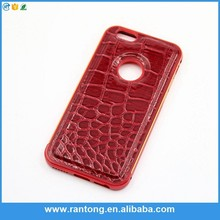 Hot selling simple design snake skin case for cell phone reasonable price