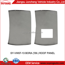 VW BORA 2009 roof panel iron parts aftermarket auto body parts