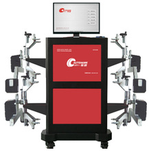 Top quality CCD 4 wheel alignment with CE/Truck wheel alignment