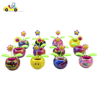Flip Flap Solar Flower Toys Many