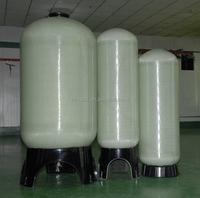 Fiberglass plastic FRP water well sand filter price