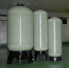 Fiberglass plastic FRP water well sand filter price