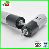 Strong planetary gearbox high precision worm gear motor