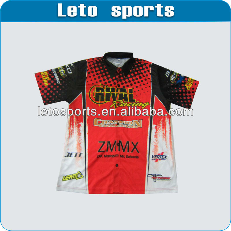 Top quality urban motocross shirts motorcycle t-shirt low price