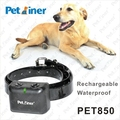 Dogs Training with No Bark Collar Barking Control Collar