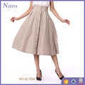 china factory Wholesale high Quality women Middle Skirt Summer Skirts