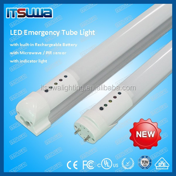 HOT SALE! t8 elephant tube motion sensor 18w led tube light