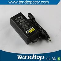 Desktop CCTV power supply 12v 1amp 2amp 3amp 4amp 5amp adaptor