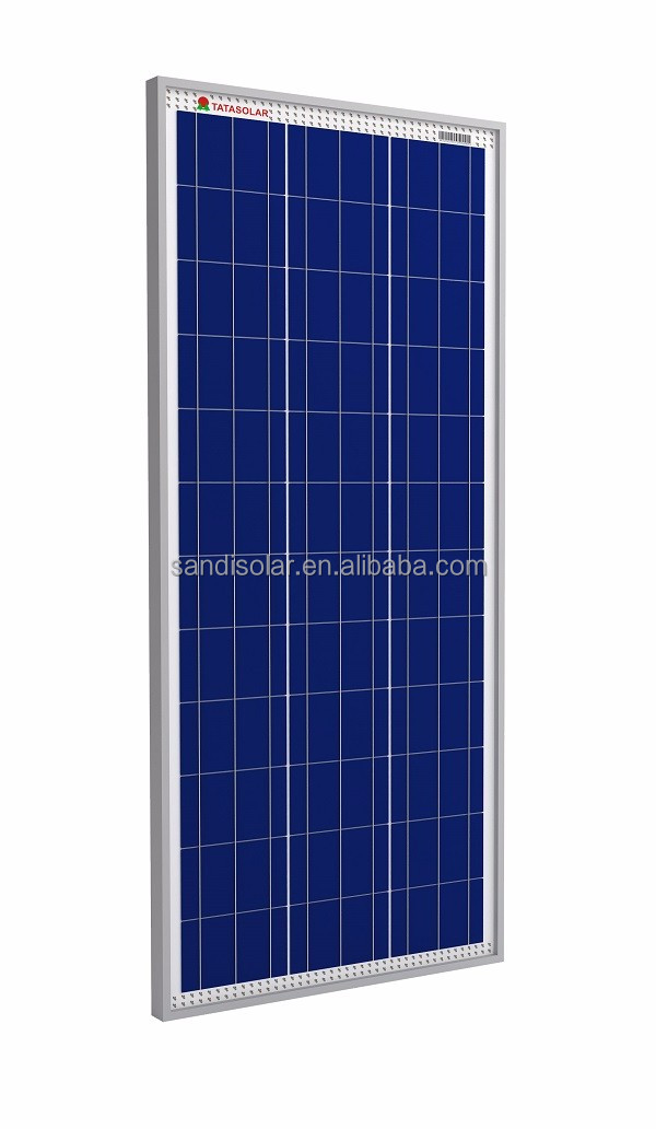 Poly Solar System 80W Solar Panel Price Solar Cells