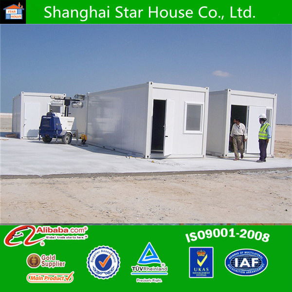Prefabricated dome house(certified by CE,B.V.,CSA &AS)