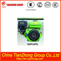 TZH cheap 13hp gasoline engine with electric or recoil start (fg190e)