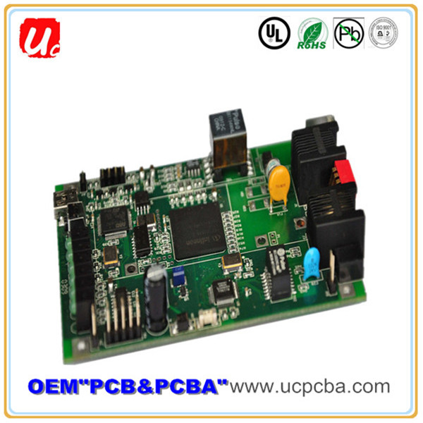 high quality multilayer pcba sample, printed circuit board